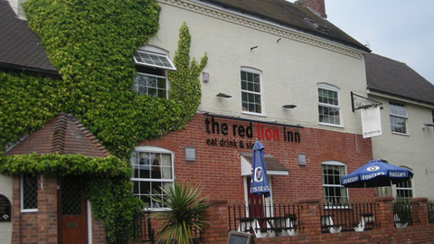 Red Lion Bobbington