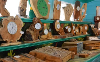 Gifts From the Forest – Business of the Month